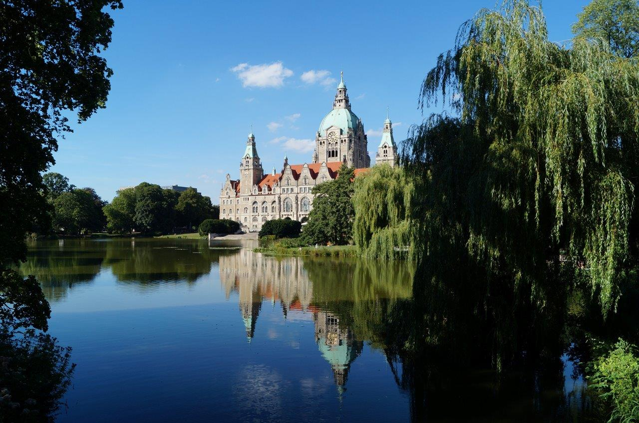 Rathaus Stadt Hannover